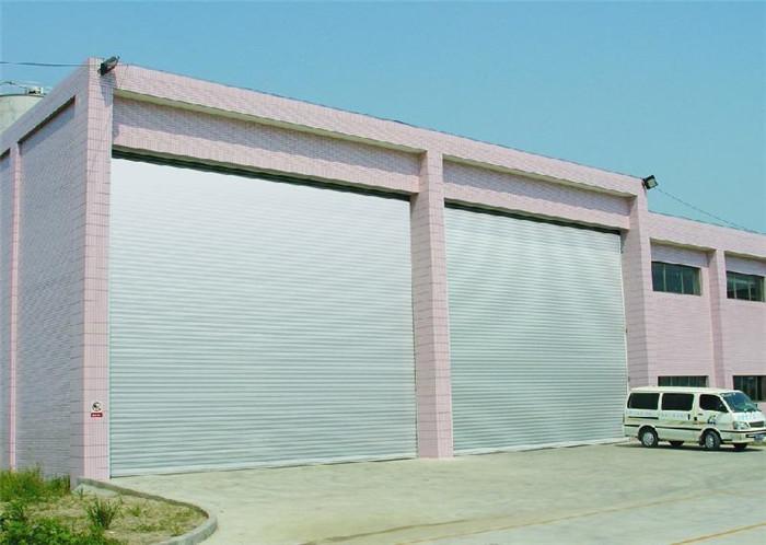工业门是由哪些结构组成的?新疆工业门厂家告诉你包括什么?