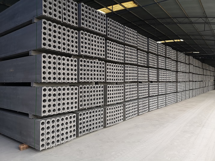 石膏隔墙板设备生产板材的这几个特点厉害了