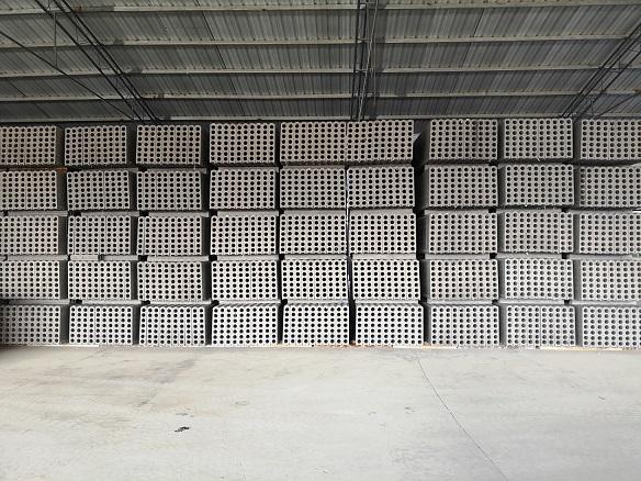 鸿羽瑞祥新型轻质隔墙板案例展示