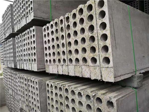 灰渣隔墙板新型墙体材料相关知识