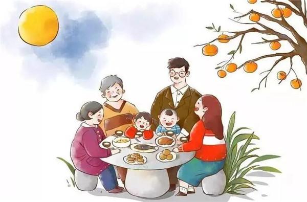 情满月圆,举国同庆丨鸿羽瑞祥祝家人们中秋国庆双节快乐~