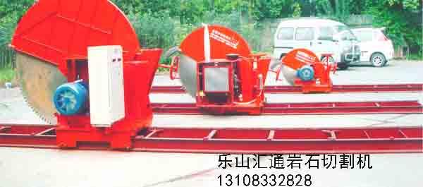 關于四川橋式石材切割機的正確操作方法都在這里