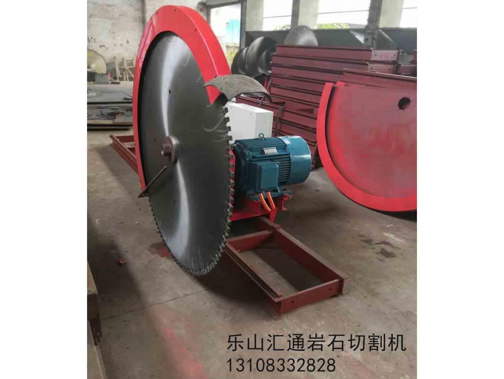 匯通-四川巖石切割機廠家帶你了解分裂機使用說明