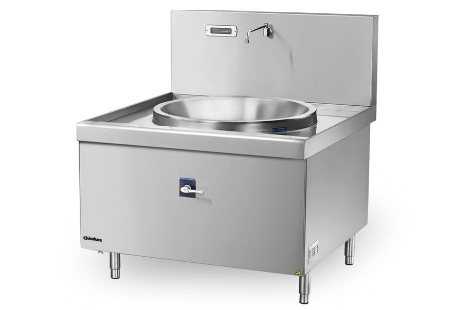 成都商用厨房设备-单头电磁大锅灶