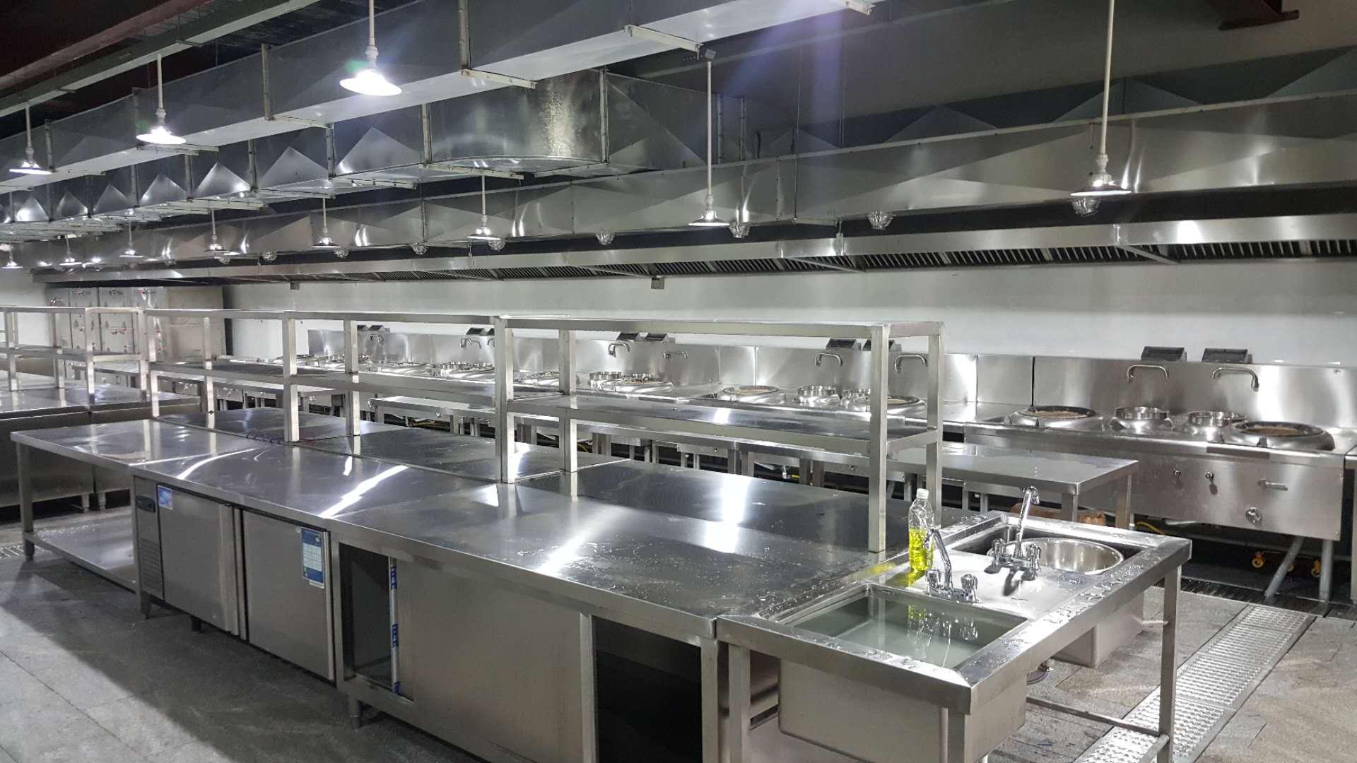 成都酒店厨房设备为你分析厨房位置的重要性