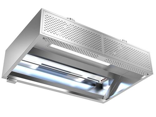 成都不锈钢厨具-UV烟罩连新风Lx1400x550.1