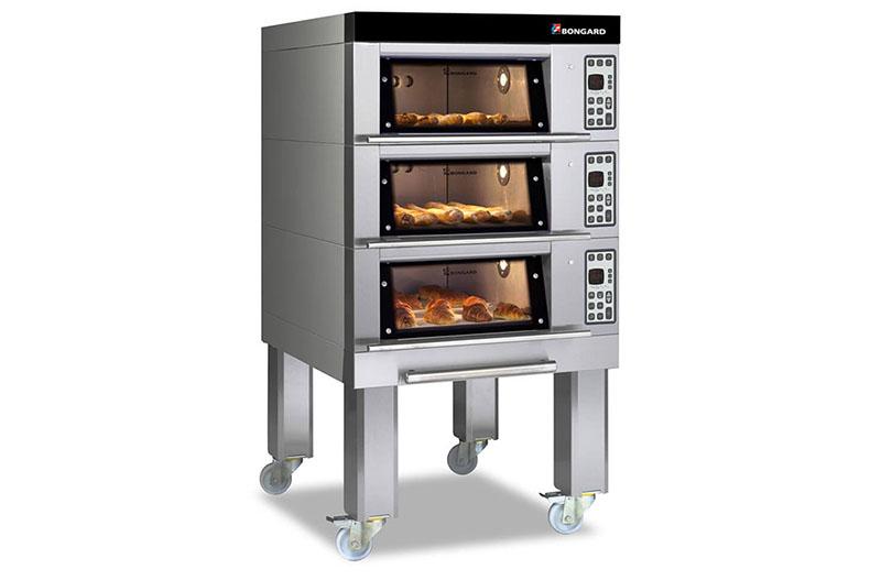 成都酒店廚房設備-電熱式層烤爐
