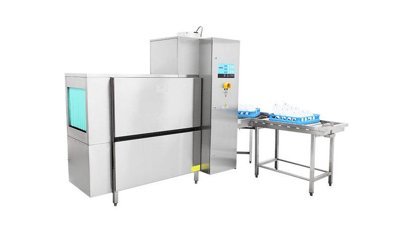成都厨房设备-洗碗机连烘干系统
