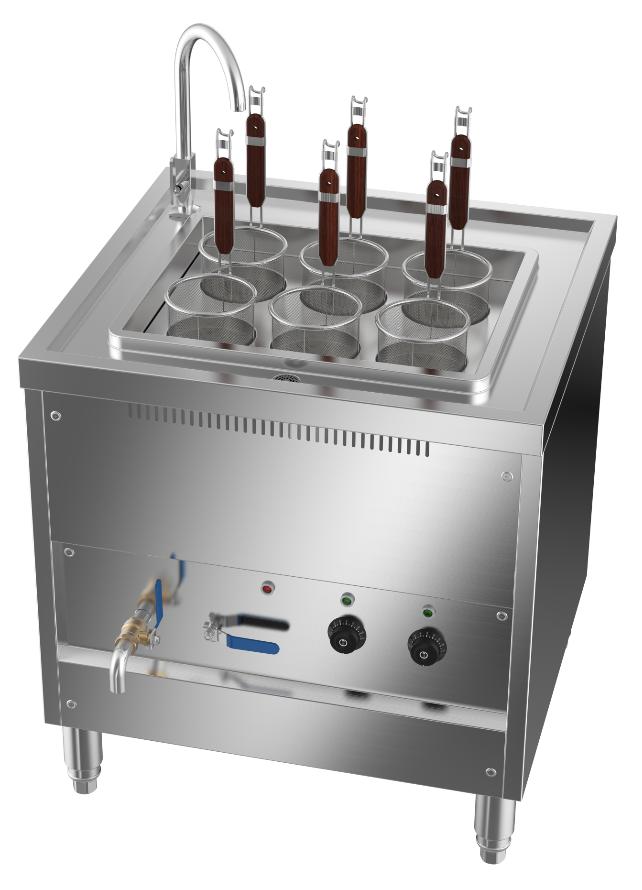 成都不锈钢厨房设备-电热冒菜炉750x700x800
