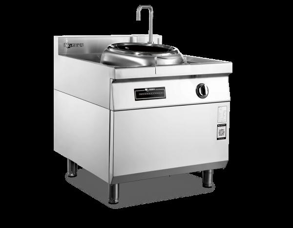 成都商用厨房设备-单头电磁炒炉