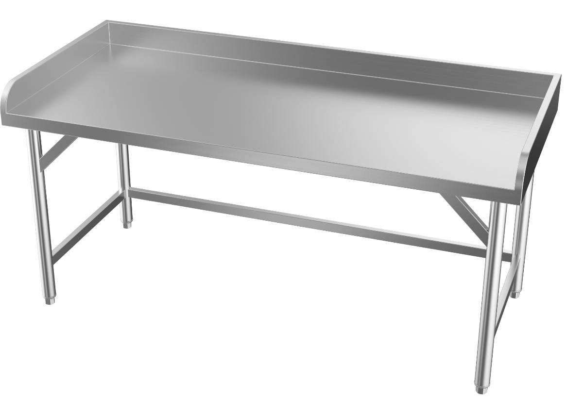 成都不锈钢厨具-不锈钢揉面工作台1800x800x800+90