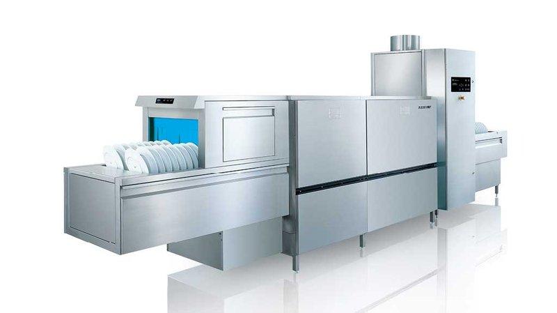 成都厨房设备-履带式洗碗机