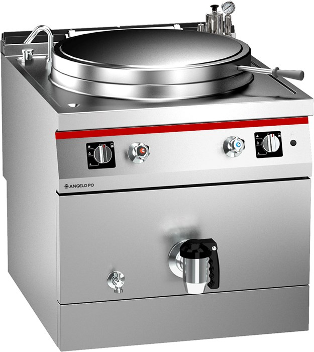 成都酒店厨房设备-间接加热汤锅
