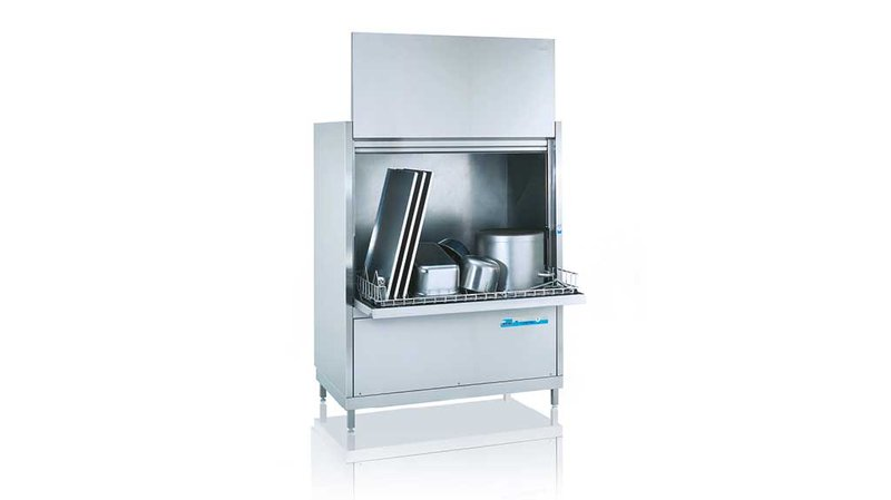 成都厨房设计-洗锅机