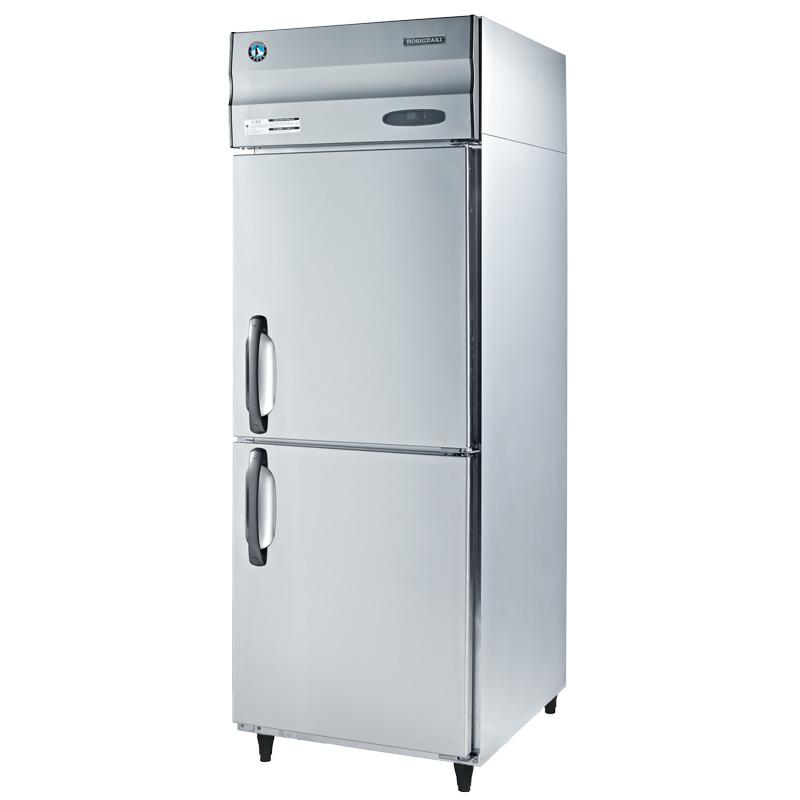 成都酒店厨房设备-双门高身冰柜