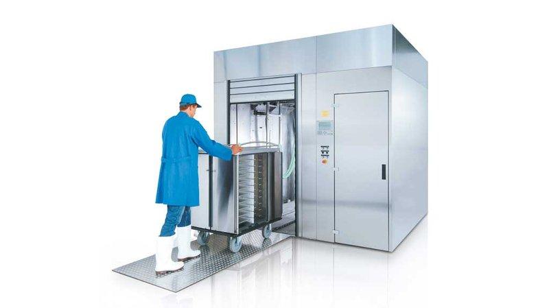 成都厨房设计-航空餐车清洗机
