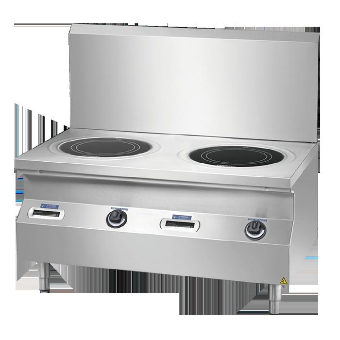 成都商用厨房设备-双头电磁矮仔炉