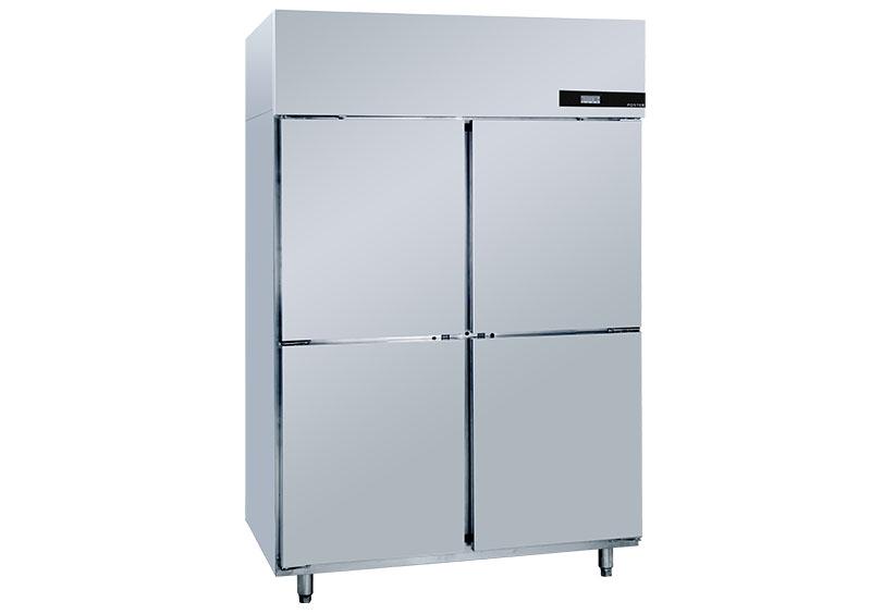 成都酒店厨房设备-四门高身冰柜