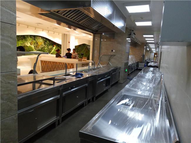 成都酒店厨房设备合作成功案例