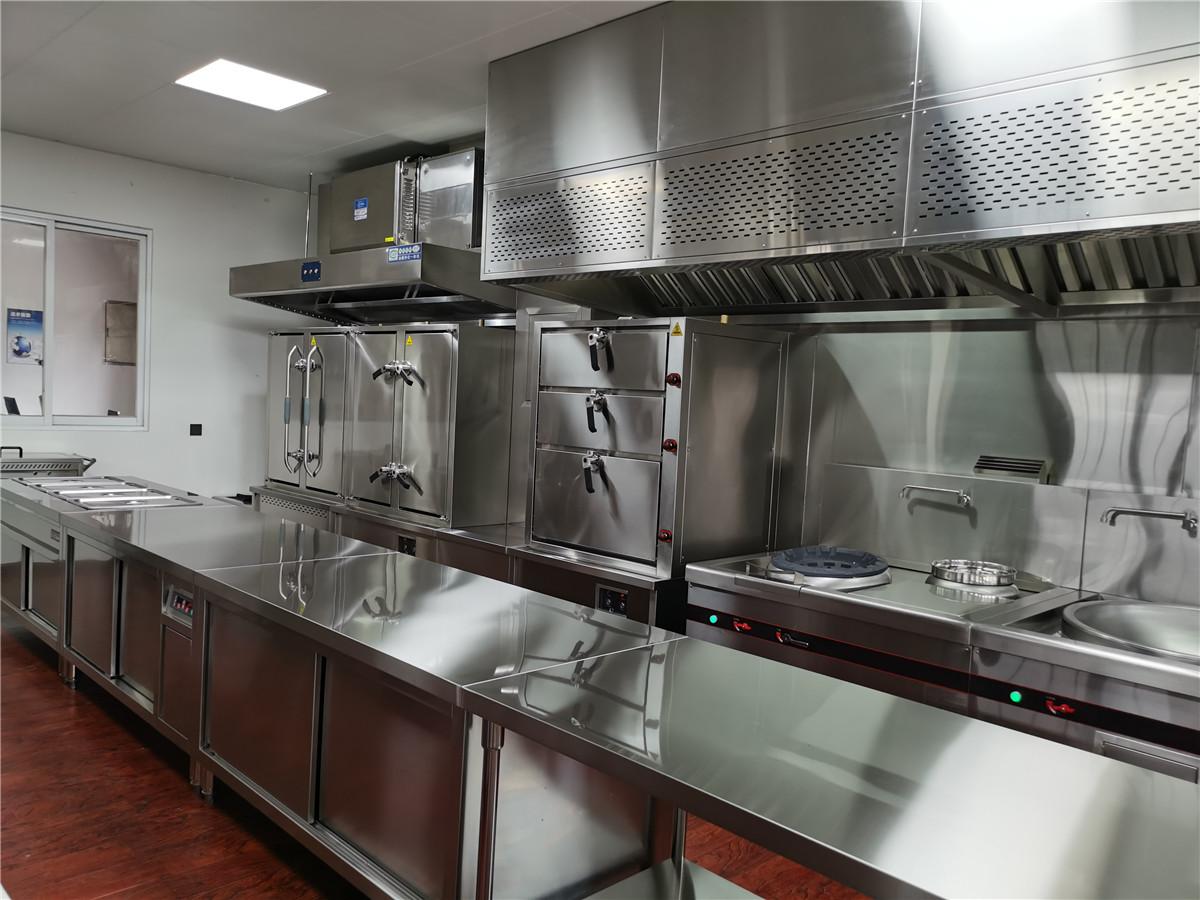 成都不锈钢厨具安装成功案例