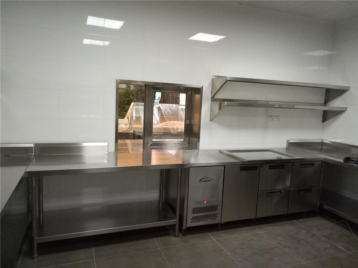 商用厨房设备案例
