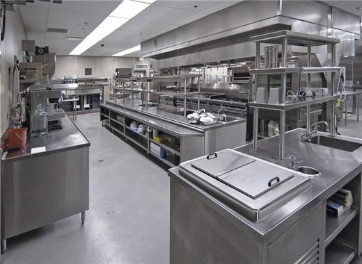 好的厨房设备设计与摆放直接关系到餐厅运营你知道吗?