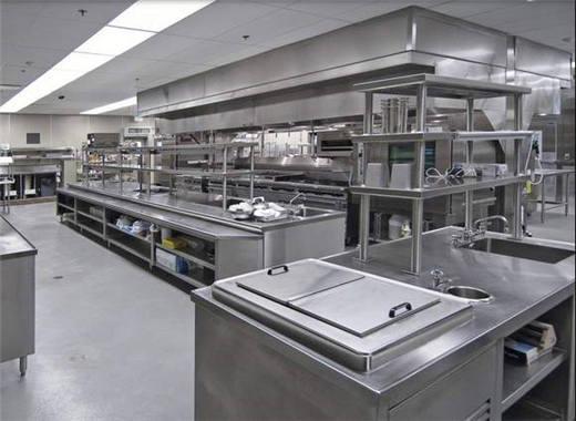 不锈钢厨具设备304与201的区别