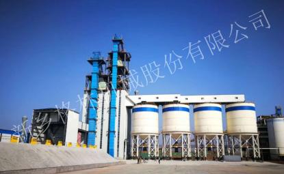 安徽滁州1000吨骨料制砂生产线