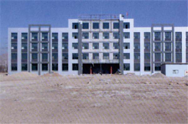 河南空心陶粒板案例:洛阳社区医院