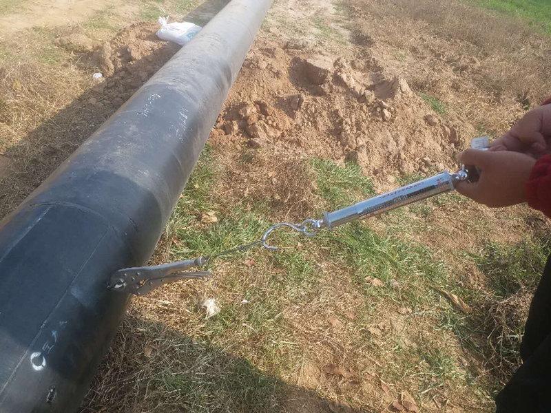 非开挖管道工程施工