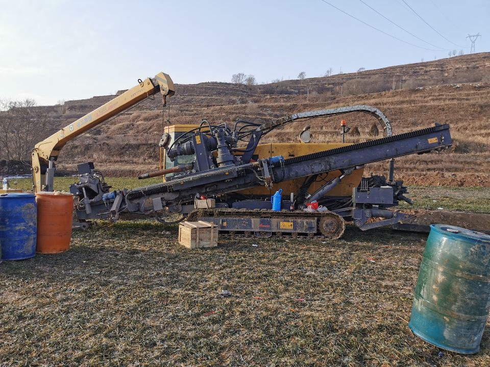 西安非开挖水平定向钻施工