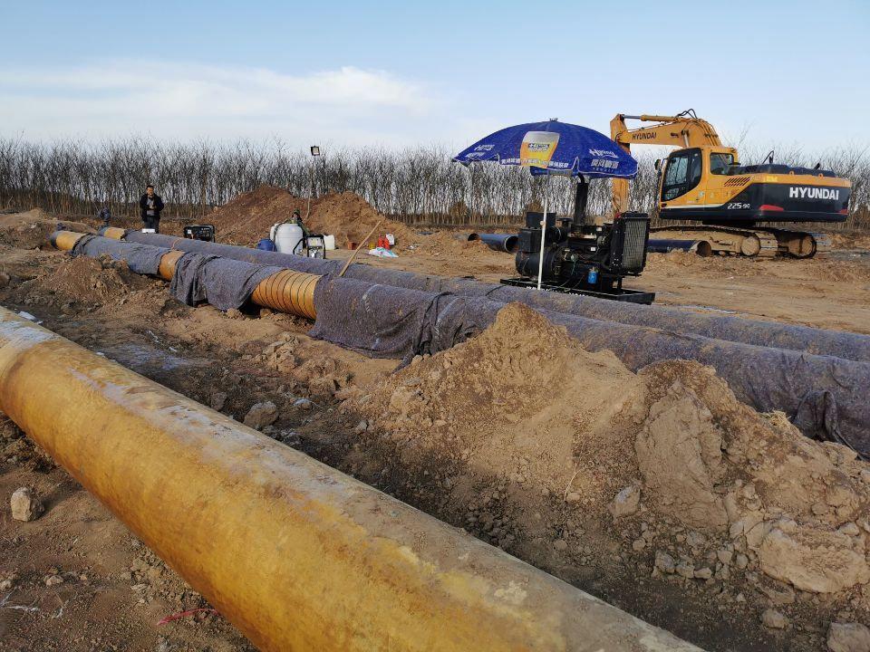 小编和大家一起探讨一下燃气管道非开挖技术的管材选择