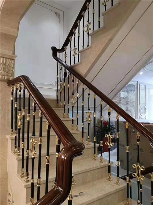 现代楼梯扶手