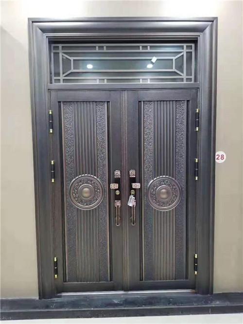 陕西铸铝门