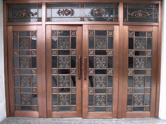 陕西铜门厂家教你正确选购铜门?