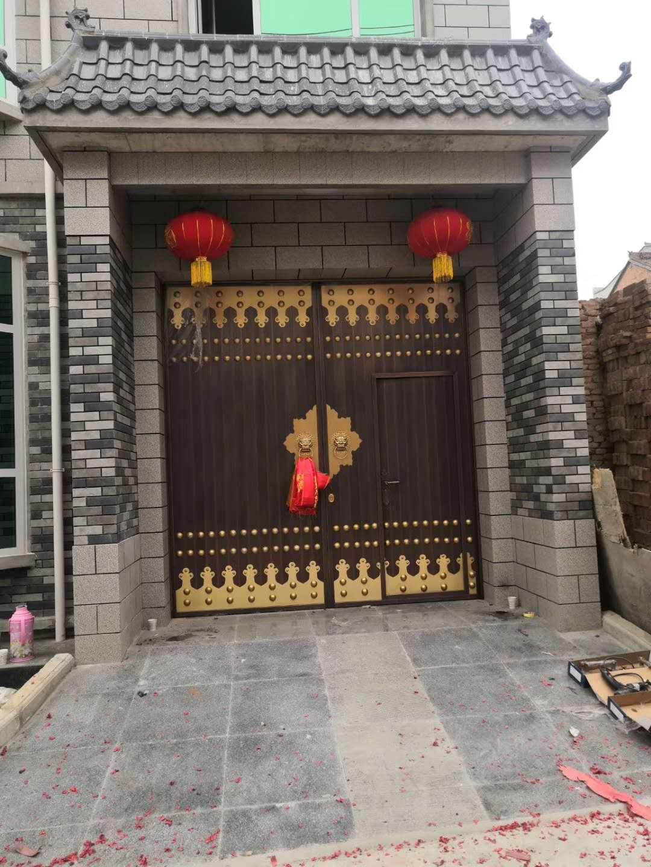 陕西铜门厂家