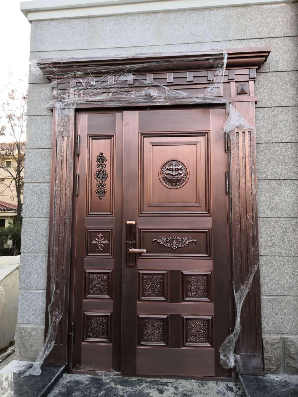 陕西铜门厂家详细介绍铜门如何保养?