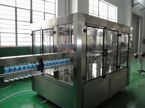 瓶装水灌装线