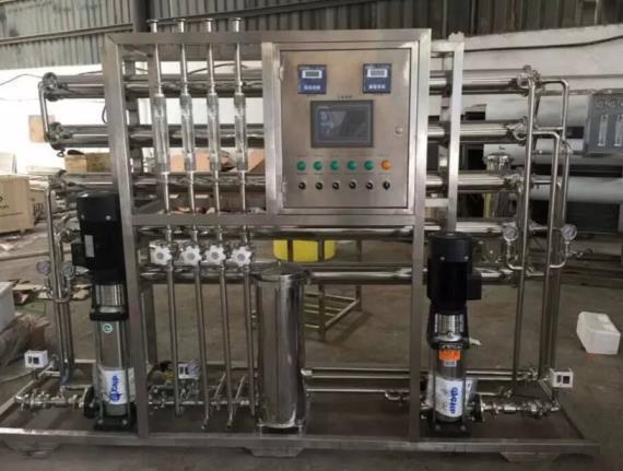 医疗卫生纯化水设备