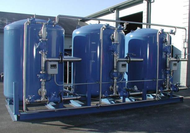 洗衣房用软化水设备