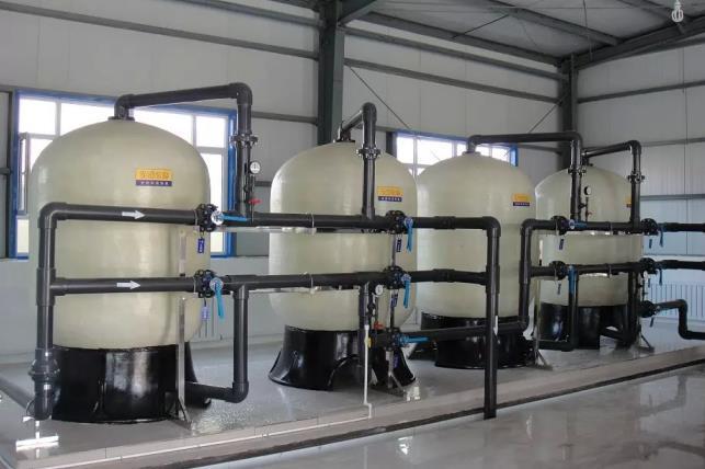 锅炉软化水工程