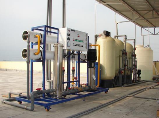 4T纯净水设备案例