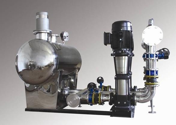 西安无负压变频供水设备