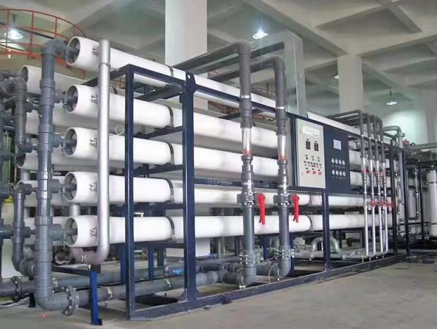 西安100吨反渗透设备应用在哪些行业?