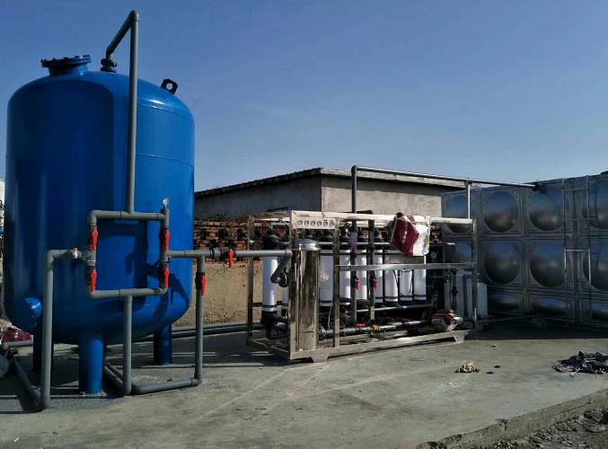 农村饮用水过滤