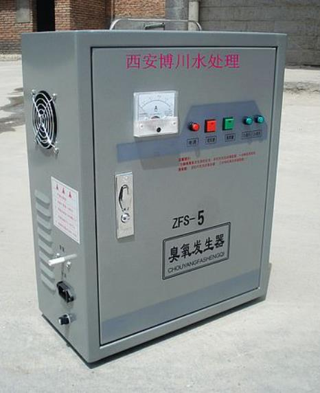 臭氧杀菌水处理设备