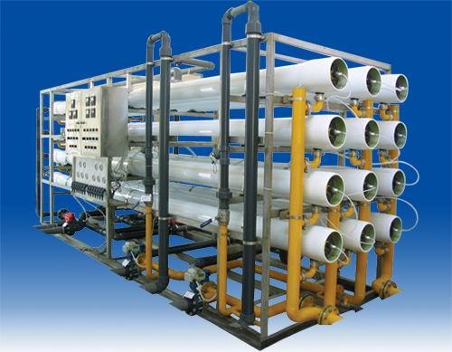 纯净水设备安装过滤装置的必要性