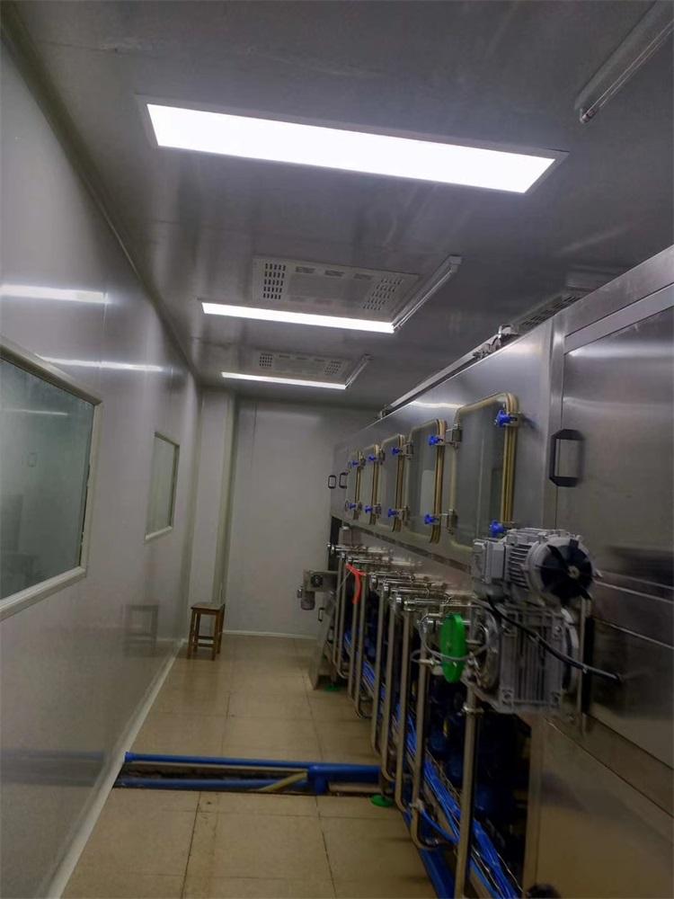 陕西灌装机(600桶/小时)