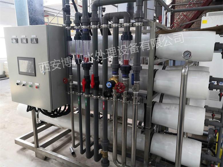 单级纯净水设备和双级纯净水设备的区别?