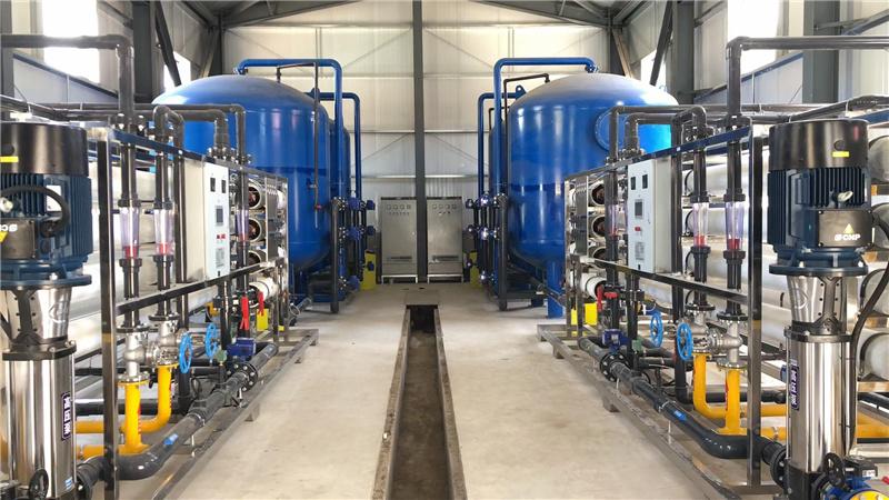 新疆农村饮用水改造